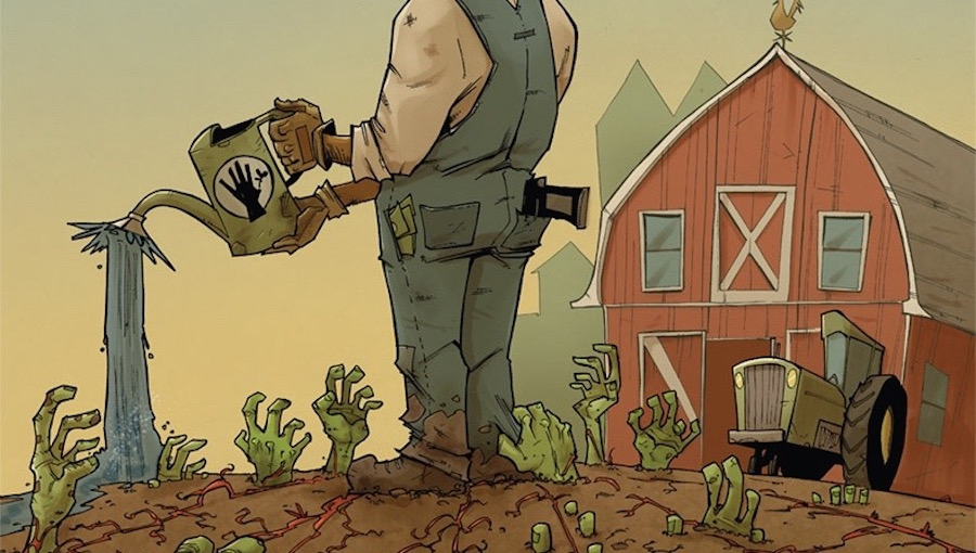 'Farmhand #1:' Advance Comic Book Review