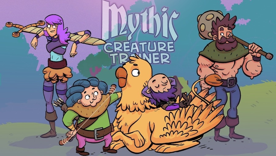 #CrowdfundingFridays: 'Mythic Creature Trainer #1-2,' 'Goodbye Battle Princess Peony,' and 'Monolith: A Cinematic Graphic Novel'