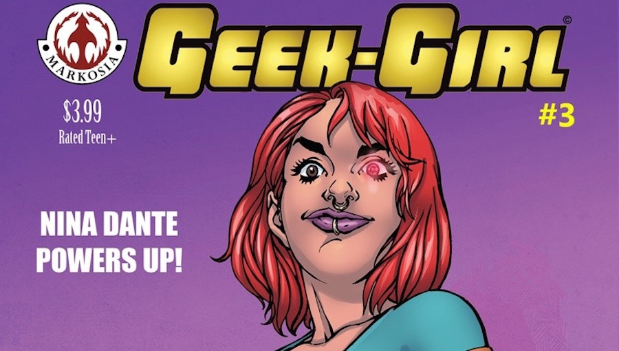 'Geek-Girl #3:' Comic Book Review