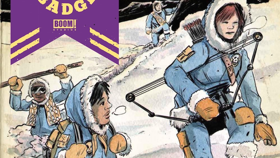 'Black Badge #2:' Advance Comic Book Review