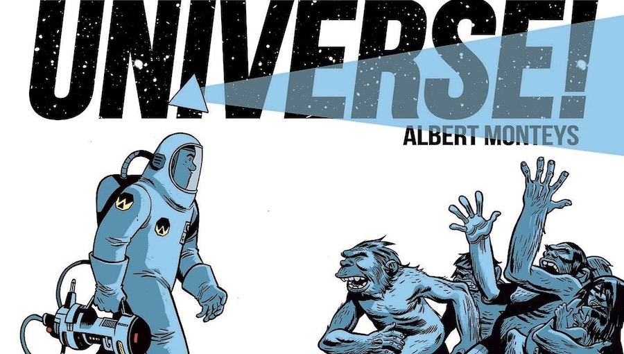 'Universe!: Volume 1' - Advance Hardcover Review