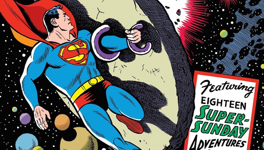 'Superman Atomic Age Sundays Volume 3 1956-1959:' Hardcover Review