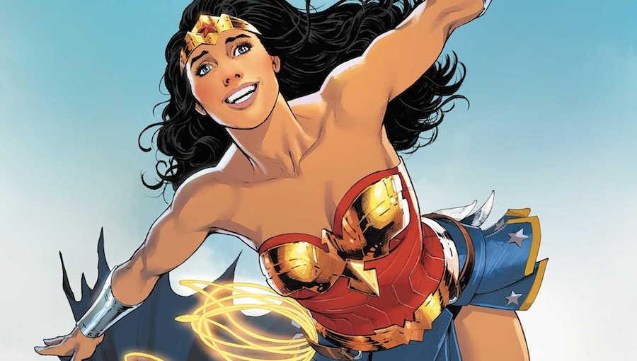 Wonder Woman Wednesday: 'Rebirthing' the DCEU