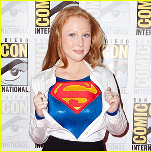 Molly Quinn Superman Unbound