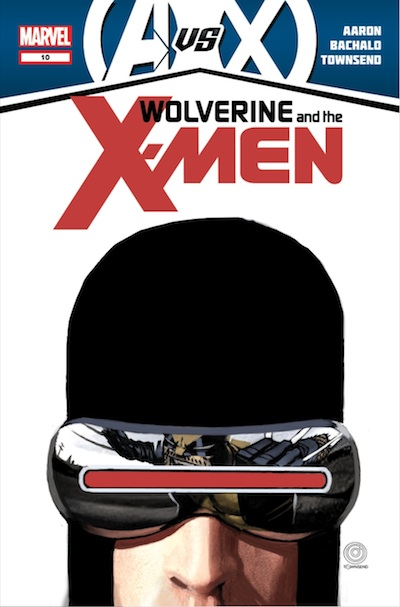 WolverineAndTheXMen 10 Cover