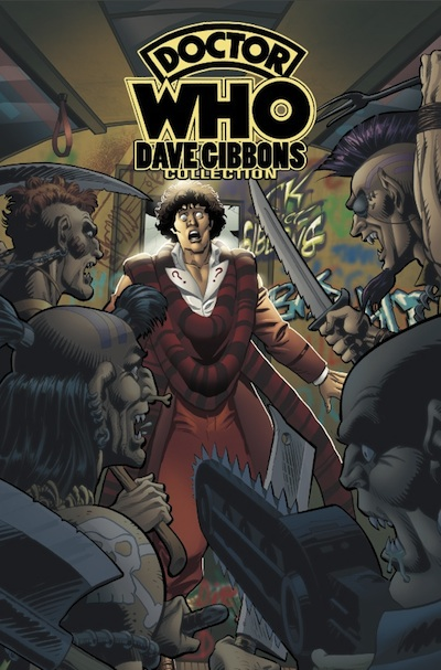 Doctor Who Dave Gibbons