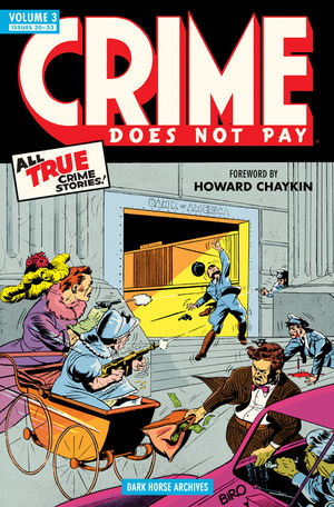 Crime Does Not Pay Archives V3