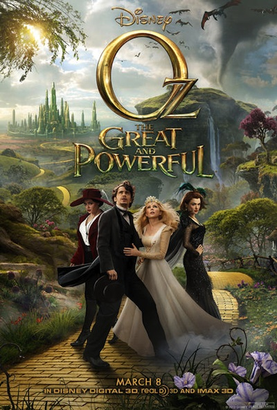 Oz full cast poster
