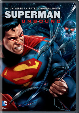 superman unbound dvd
