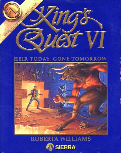 Kings Quest USE