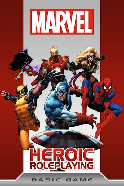 Marvel RPG Picture