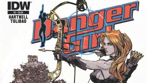'Danger Girl: The Chase #2' – Advance Comic Book Review