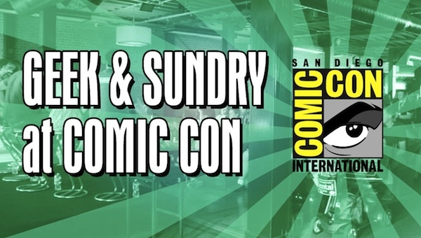 SDCC 2014: Geek & Sundry: What's Next with Felicia Day Panel Coverage