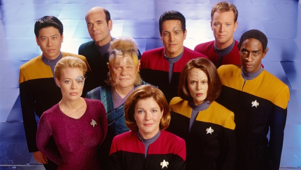 Fanbase Press' Geeky Love Letters: A Love Letter to 'Star Trek: Voyager'
