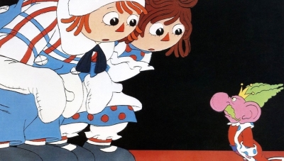 Fanbase Press' Scariest 2019: 'Raggedy Ann & Andy: A Musical Adventure'