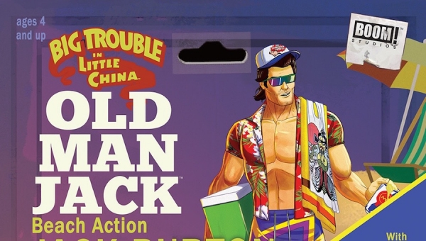 'Big Trouble in Little China: Old Man Jack #2' - Advance Comic Book Review