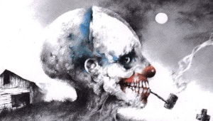 Fanbase Press' Scariest 2020: Stephen Gammell's Artwork in 'Scary Stories to Tell in the Dark'