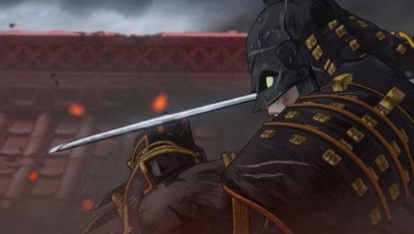 'Batman Ninja:' Blu-Ray Review