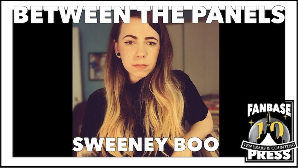 Between the Panels: Artist Sweeney Boo on Living Her Dream, Having a Witchy Shelf, and Turning the Personal into Art