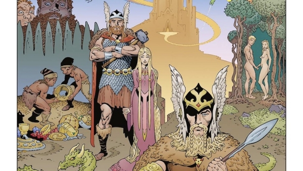 'Norse Mythology #1:' Advance Comic Book Review