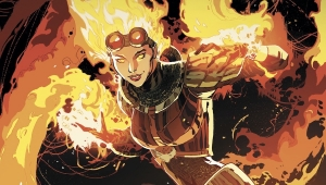 'Magic: The Gathering - Chandra, Volume 1' - Trade Paperback Review