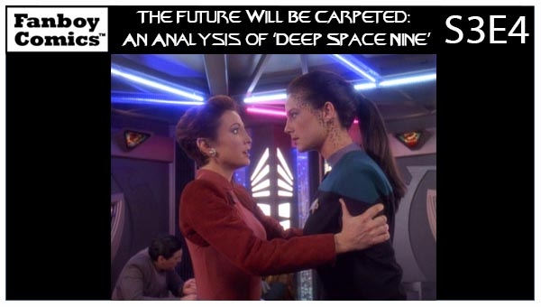 The Future Will Be Carpeted: An Analysis of 'Deep Space Nine (S3E4)'