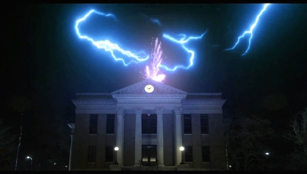 Back to 'Back to the Future:' The Finale at the Clock Tower - October 21, 2015