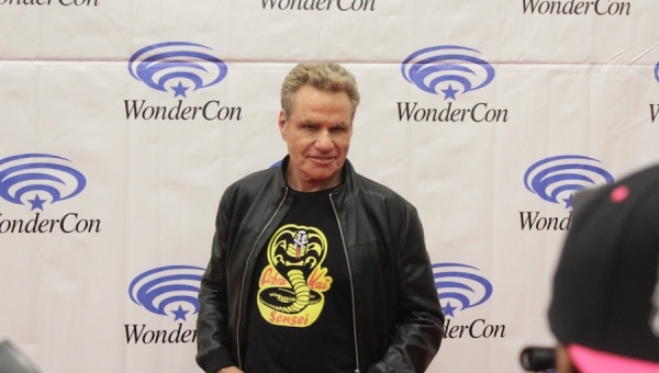 WonderCon 2019: Martin Kove Returns as John Kreese in 'Cobra Kai' Season Two