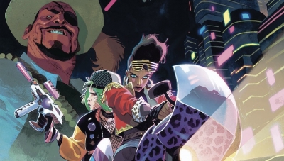 'Space Bandits:' Trade Paperback Review