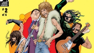 'This Damned Band #2:' Advance Comic Book Review