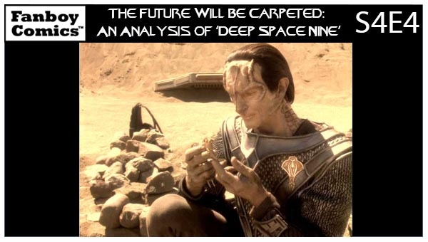 The Future Will Be Carpeted: An Analysis of 'Deep Space Nine (S4E4)'