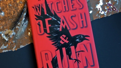 Fanbase Press Interviews E. Latimer on the YA Novel, 'Witches of Ash and Ruin,' from Hachette/Little