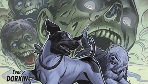'Beasts of Burden: Occupied Territory #2' - Advance Comic Book Review
