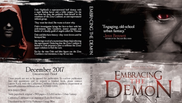 'Embracing the Demon:' Advance Book Review