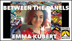 Between the Panels: Artist Emma Kubert on Patience, Determination, and Working in Your Sweatpants