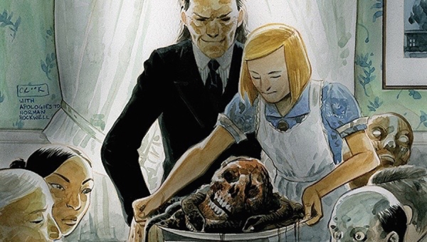 'Harrow County #15:' Advance Comic Book Review