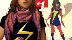 The All-New Marvel: 'Ms. Marvel'