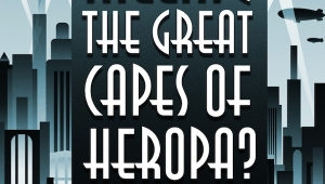 'Who Is Killing the Great Capes of Heropa?' - Book Review