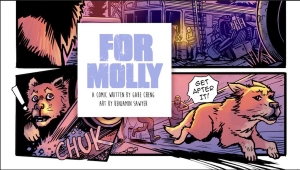 #CrowdfundingFridays: 'For Molly #1-3'