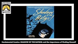 Fundamental Comics: 'Shadow of the Batgirl' and the Importance of Finding Oneself
