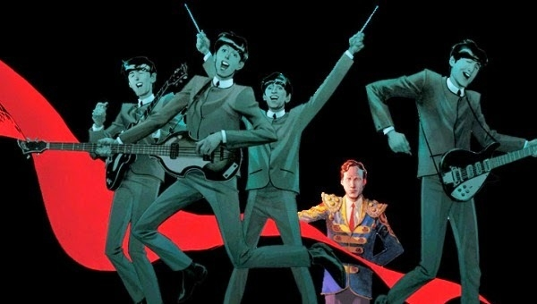 SDCC 2014: Vivek J. Tiwary Talks 'The Fifth Beatle' with Fanboy Comics