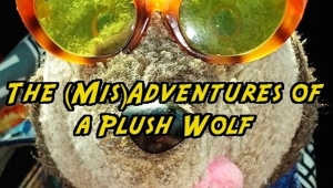#CrowdfundingFridays: 'The (Mis)Adventures of a Plush Wolf,' 'Lovecraft P.I.: The Curious Case of ReAnimator,' and 'Tap Dance Killer: The Greatest Show in Comics'