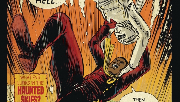 'Black Hammer '45: From the World of Black Hammer #2' - Advance Comic Book Review