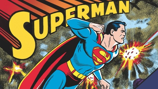 'Superman: Golden Age Sundays 1943-1946' – Advance Hardcover Review