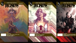 'Decisions #1-3:' Comic Book Review (No Such Thing As an Easy Choice)