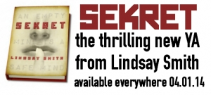 'Sekret:' Advance Book Review
