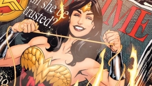 Wonder Woman Wednesday: 'Wonder Woman: Earth One - Volume 2' Review