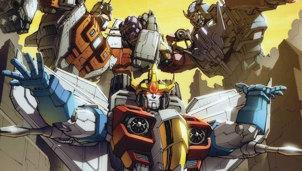 'Transformers #41: Combiner Wars' – Advance Comic Book Review