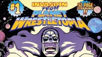 Fanbase Press Interviews Ed Kuehnel and Matt Entin on Their Comic Book, 'Invasion from Planet Wrestletopia'