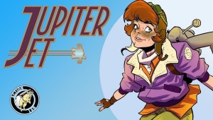 #CrowdfundingFridays: 'Jupiter Jet' and 'Cadavers: Book 2'